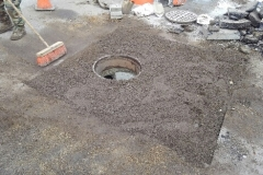 Manhole with Cover