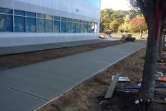 Concrete replacement