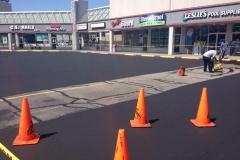 Sealcoat Shopping Center